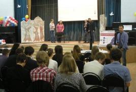 Останкинская Молодёжная палата дала жару!